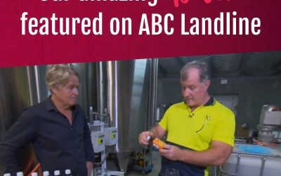 We're On ABC Landline!