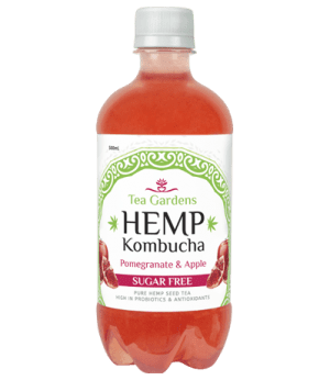 Hemp Pomegranteapple
