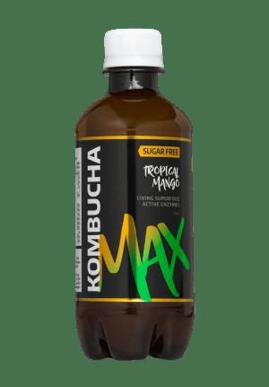 Kombucha Max Tropical Mango