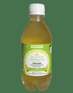 Kombucha Citrus Lemon Lime Kombucha