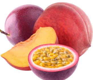 Probiotic Iced Tea Peach Passionfruit